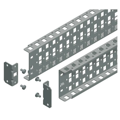 2 x New Schneider 2 Universal Rails 3 Rows L800 for Spacial SF/SM NSYSUCR9080